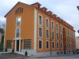 Obras hospital: residencias geriátricas